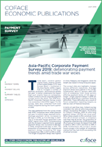 Asia Corporate Payment Survey 2019: Deteriorating payment